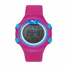 Puma Watch Wrist Band Unisex Faas 100 S Digital PU911261003 Pink