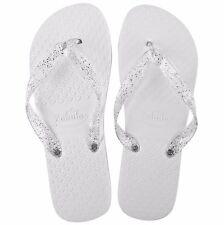 Zohula Weiße Hochzeit Flip Flop - 10 Paar