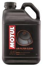 MOTUL MC cura ™ A1 FILTRO ARIA CLEAN FILTRO ARIA più pulita 5 litri
