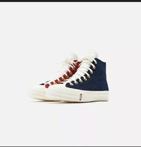 Kith x Bergdorf Goodman Converse Chuck High Men's Shoes Size 11.5 US Brand New.