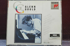 Johann Sebastian Bach - Glenn Gould plays Bach Sony SBM Bernstein 2 Cd Boxset