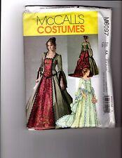 Misses'  Victorian Dress Patterns