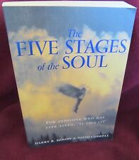 The Five Stages of the SOUL - Harry Moody. Charting Spiritual  New  sc in MELB!!