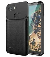 Google Pixel 3 Battery Case -4700mAh Rechargeable Extended Charger with TPU NEW