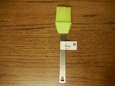 New listing Mini Silcone Brush (lime green) Butter Marinade Brush Kitchen Gadgets