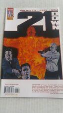 21 Down #6 April 2003 Wildstorm DC Comics Palmiotti Gray Saiz