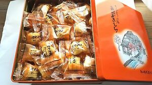 TAKAYAMASEIKA  JAPAN  SALTY OKAKI RICE CRACKER About 110pieces  (500G) GIFT  F/S