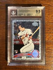 MIKE TROUT 2011 Topps Update Diamond Anniversary BGS 9.5 Gem как новый RC US175