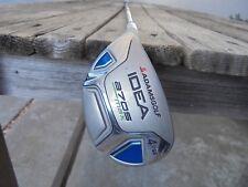 Adams Idea a7 OS Max Single 4 Hybrid Iron Utility Golf Club Left Hand Senior A S