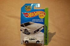 Hot Wheels James Bond 007 Lotus Esprit S1 - 2015 HW Workshop - 219/250 1:64