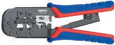 Knipex 97 51 10 RJ11 RJ12 RJ45 Network Crimping Tool 41476
