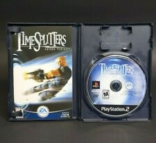 TimeSplitters: Future Perfect (Sony PlayStation 2) PS2 Complete Excellent Disc