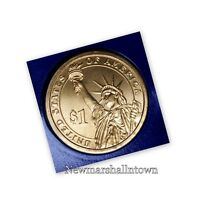 2008 P James Monroe Dollar ~ Satin Mint ~ Pos A ~ In Mint Wrapper from Mint Set