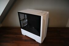 Lian-Li Lancool II ARGB Midi-Tower Case - White + USBC, LED Strip & Hot Swap HDD