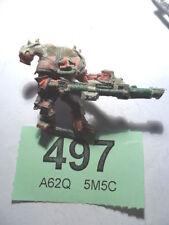 Warhammer 40K Miniatures Citadel Chaos Space Marines