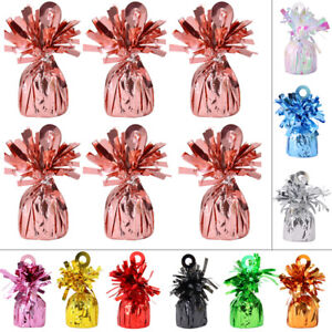 6 12 18 24 BALLOON WEIGHTS Latex Helium Balloons Weight Party Christmas Birthday