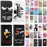 Luxury Pattern Flip Wallet Stand Leather Case Cover For iPhone 5S 6S 7 Plus