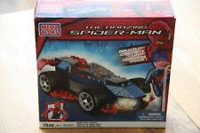 Mega Bloks 91337 - The Amazing Spider-Man Speeder Race Car -Brand New Sealed Box