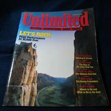 Marlboro's UNLIMITED ACTION ADVENTURE GOOD TIMES Magazine Premier 1996