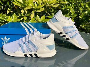adidas EQT Racing ADV (W) white/light blue EUR 42 2/3 44   US 10 11(W) CQ2155