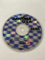 Daytona USA NOT FOR RESALE Version Sega Saturn Video Game Disc Only Tested Works