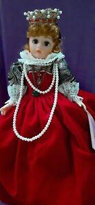 Madame Alexander's 10inch 1990 Queen Elizabeth 1 Limited Edition