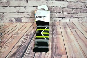 NWT YOUTH KIDS SMARTWOOL KID'S SKI MULTICOLOR OVER THE CALF LIGHT CUSHION SZ S,M