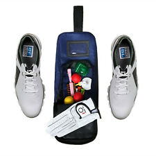 Golf Shoes and Accessories Storage Bag Zipped Tote Carrying Case Sports Travel