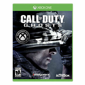 Call of Duty Ghosts - Microsoft Xbox One  *New,Sealed*
