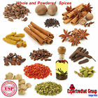 Whole & Powder Spices Masala & Seeds For Indian Cooking Direct Ship From India**