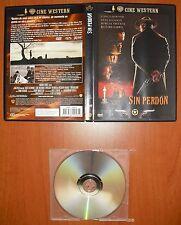 Sin Perdón (perdon) Unforgiven [DVD] Clint Eastwood,Morgan Freeman,Gene Hackman