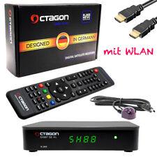 Octagon SX88 + Se Wl With WLAN Iptv & Sat DVB-S2x H.265 Set Top Box (Stalker)