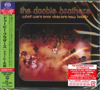 DOOBIE BROTHERS-WHAT WERE ONCE VICES ARE NOW HABITS-JAPAN ONLY SACD HYBRID G88