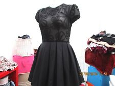 """jones and jones"" ladies black dress size 10"