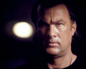 Steven Seagal [1035457] 8x10 photo (other sizes available)
