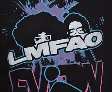 LMFAO Every Day Im Shufflin T Shirt LG Black Party Rock