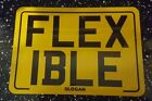 Flexible 7x5 Motorcycle Novelty Plate Bike Plate NUMBER PLATE