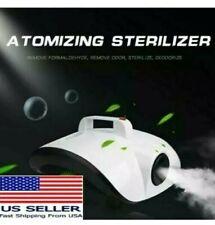 Office, House, Car Disinfection Atomization Sprayer Fogging Machine Sterilizer