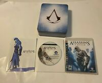 Assassin's Creed 1 Limited Edition (Sony PlayStation 3, 2007) Tin Box PS3 Mature