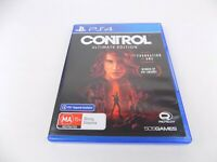 Mint Disc Playstation 4 Ps4 Control Ultimate Edition Free Postage