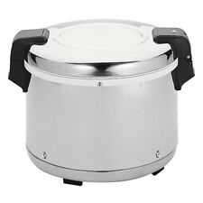 THUNDER SEJ20000 Stainless Steel 8.5 Ltr/30 Cups Commercial Electric Rice Warmer