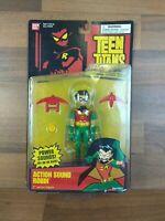 Teen Titans Action Figure - Robin With Sound - Dc Comics - Super Rare 2003