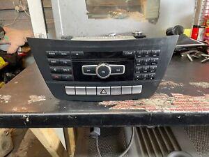 MERCEDES C200 W204 2013 RADIO STEREO HEAD UNIT A2049005112