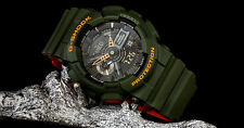Casio G Shock GA-110LN-3AER Herrenuhr