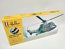 Maquette hélicoptère Super Puma AS 332 M1 1/72 - Heller 56367