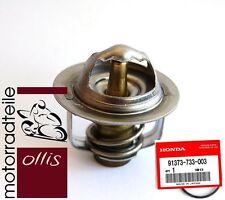 Original Honda Thermostat + O-Ring Dichtung / genuine thermostat + o-ring c case