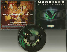 MACHINES OF LOVING GRACE Butterfly wings RARE COMMISSION EDIT PROMO DJ CD Single