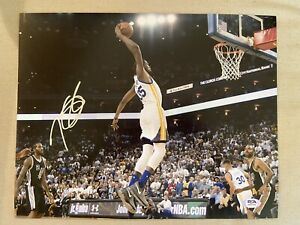 Kevin Durant Signed Golden State Warriors 11x14 PSA/DNA NBA Autographed Nets