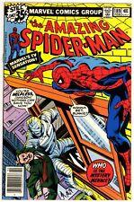 Amazing Spider-Man (1963) #189 Vf+ 8.5 Vs the Man-Wolf John Byrne Art