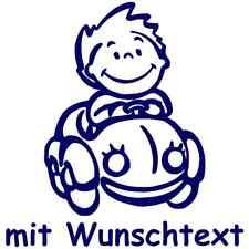 BABYAUFKLEBER Baby-Motive Kinder Auto-Aufkleber II 3